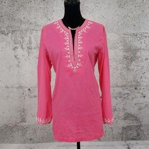 MICHAEL MICHAEL KORS Tunic Pink Large